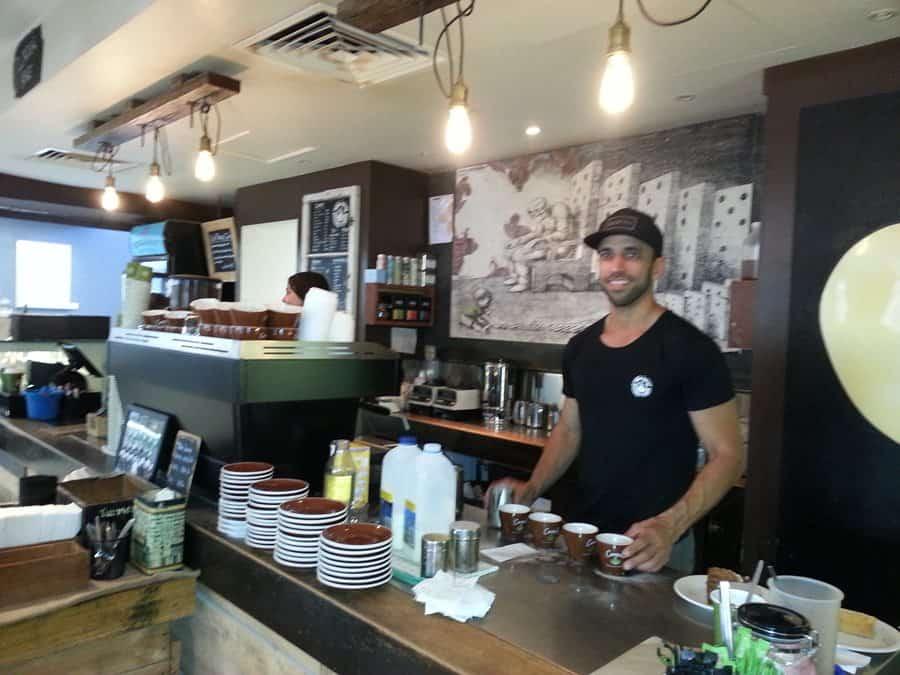 Hard Coffee - The Best Coffee Shop Hastings St