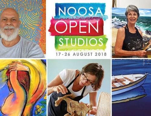 Noosa Open Studios 17 – 26 August