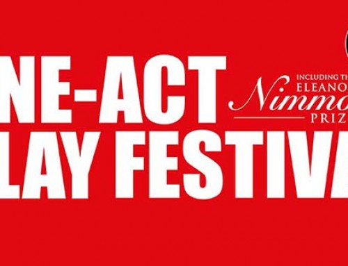 NOOSA ONE ACT PLAYWRITING FESTIVAL 2019